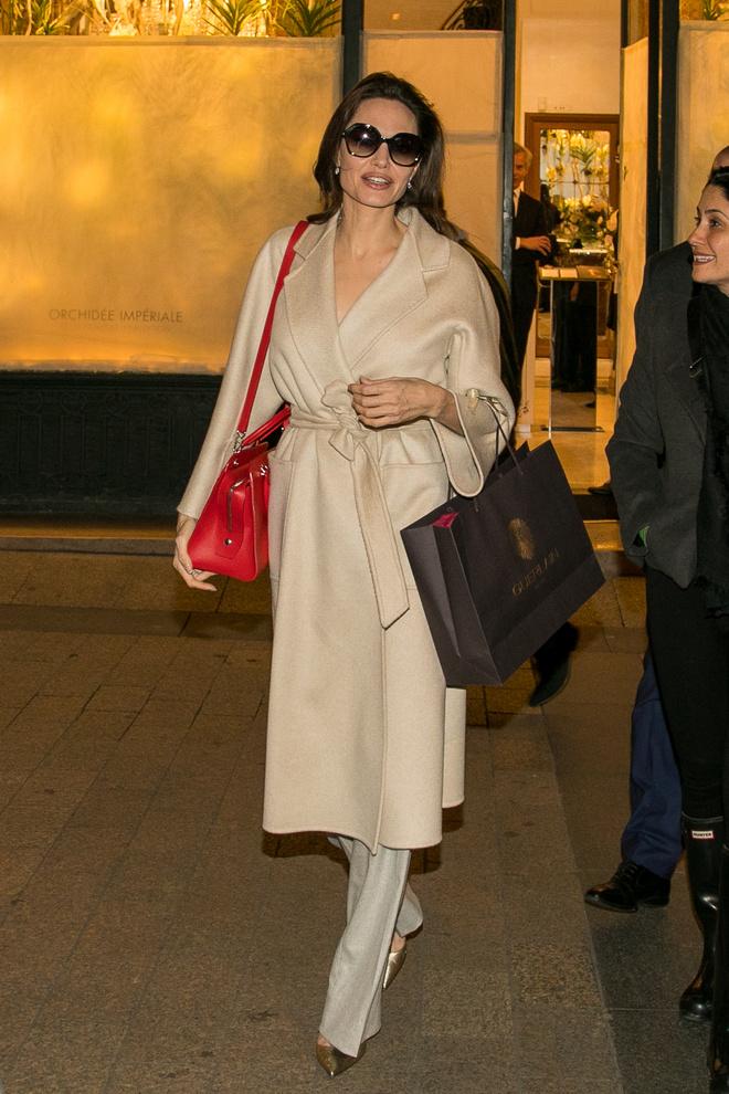 Фото дня: Анджелина Джоли в Париже (фото 4)