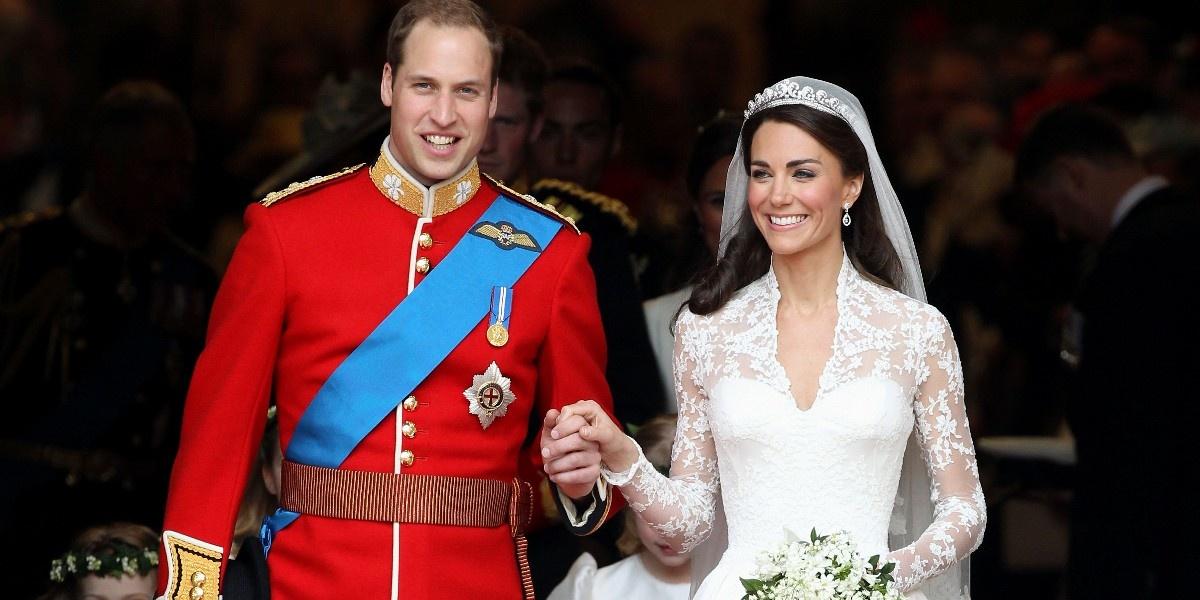 Свадьба Уильяма и Кейт Миддлтон: 55 красивых фото