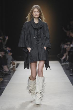 Показы мод Isabel Marant Осень-зима 2011-2012 | Подиум на ELLE - Подиум - фото 2159
