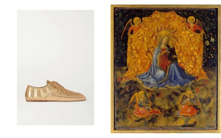 Красота спасет мир: выставка + туфли (фото 1)