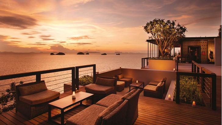 Conrad Koh Samui, Таиланд