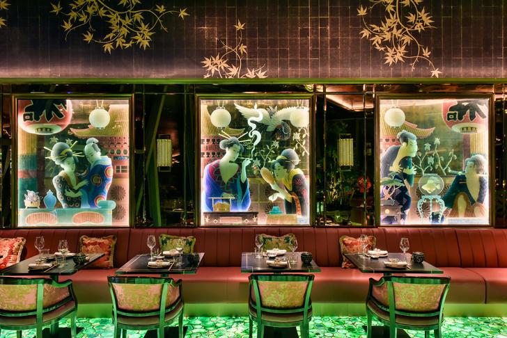 Ресторан The Ivy Asia в центре Лондона (фото 2)