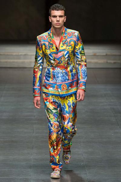 Неделя мужской моды в Милане: лучшие показы | галерея [4] фото [1]