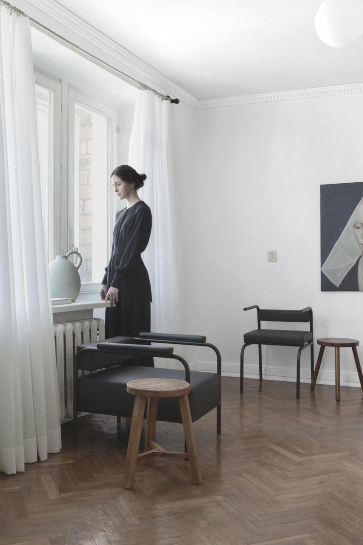 Две комнаты: домашний офис 22 м² в Минске (фото 0)