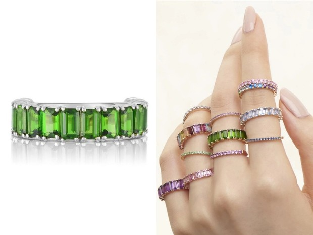 Шесть украшений с цветными камнями, которые вам стоит подарить себе (фото 12)