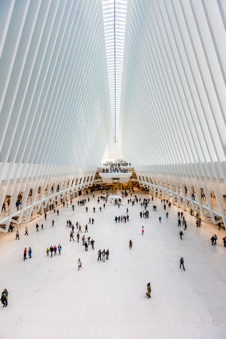 Большие города: лучшие места в четырех столицах Недель моды фото [18]