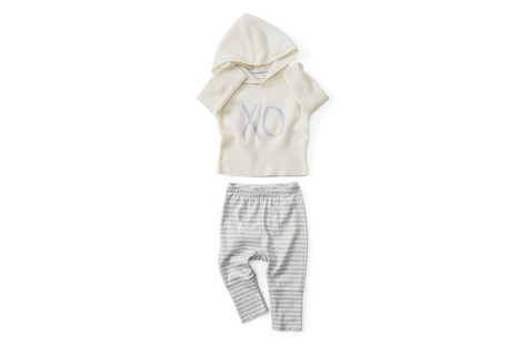 Коллекция одежды и аксессуаров для малышей от Banana Republic | галерея [1] фото [1]