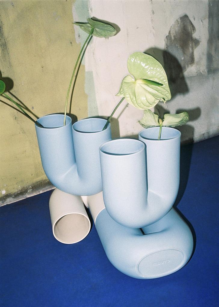Новинки для весны: вазы Kink от Muuto (фото 6)