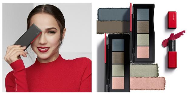 Спорт и красота: лимитированная коллекция макияжа Shiseido и Алины Загитовой (фото 1)