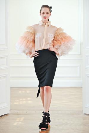 Показ Alexis Mabille коллекции сезона Осень-зима 2010-2011 года haute couture - www.elle.ru - Подиум - фото 167584