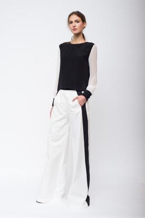 Показы мод Marissa Webb Весна-лето 2013 | Подиум на ELLE - Подиум - фото 1270