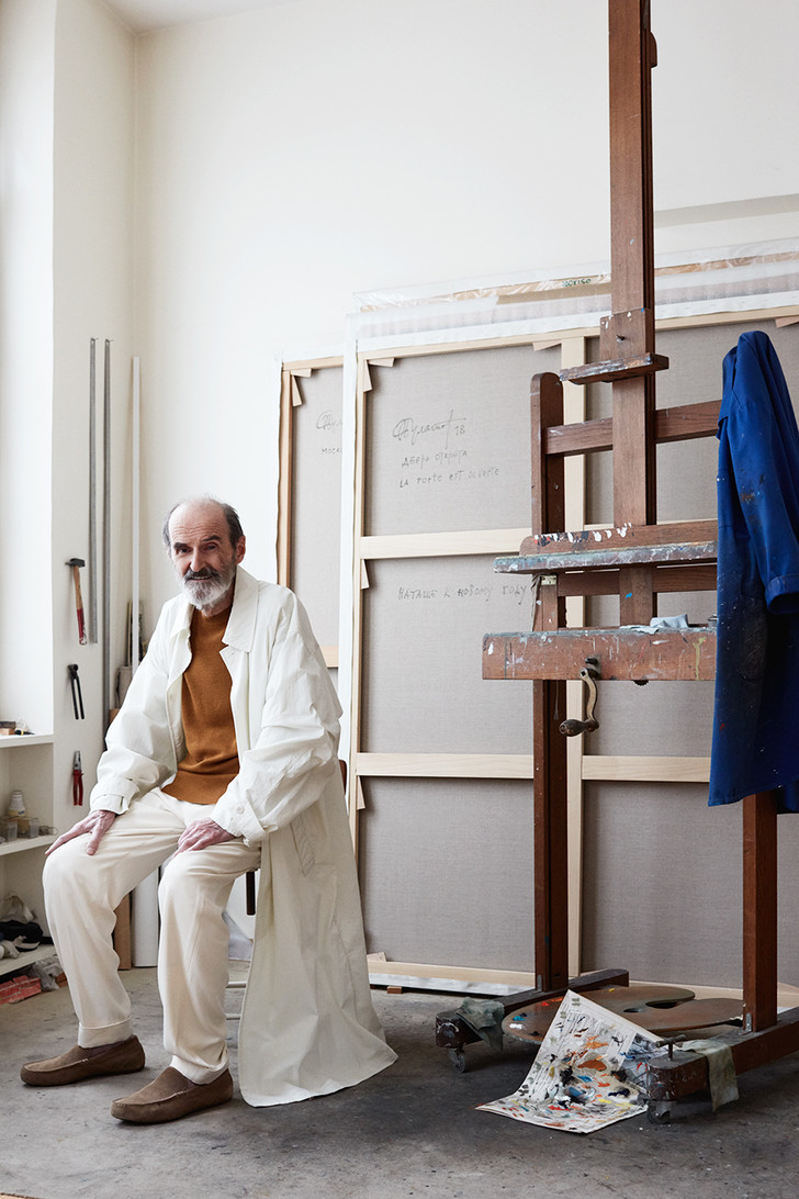 Эрик Булатов: «Искусство всегда старалось нарушить границу между собой и жизнью» (фото 5)