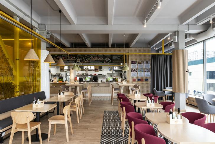 «Кухня Полли»:  кафе и ресторан в Строгино (фото 16)