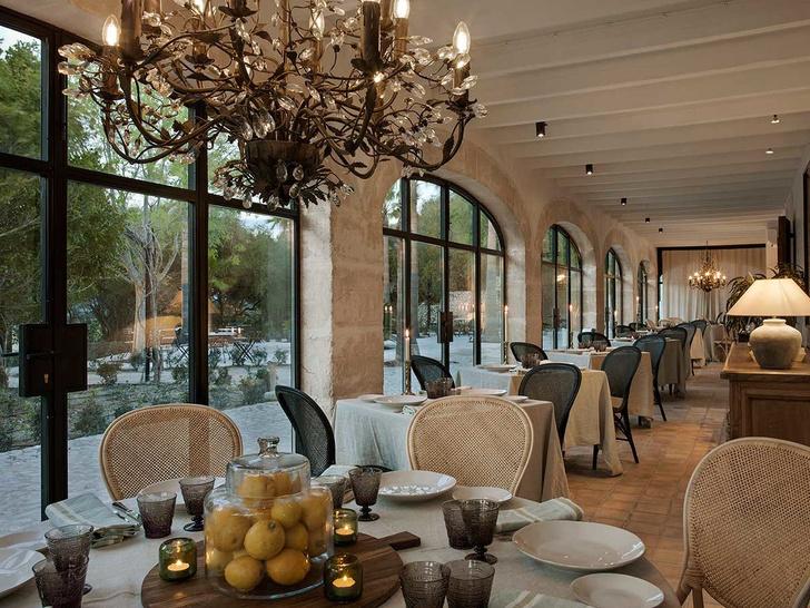 Finca Serena: курортный отель на Майорке (фото 11)