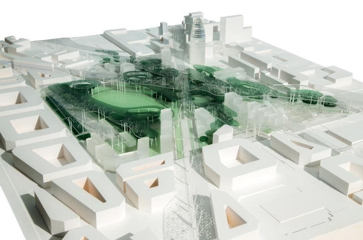 Анри Бава: ландшафтный архитектор и урбанист (фото 17)