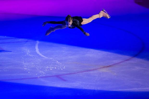 13-летняя российская фигуристка установила новый мировой рекорд (фото 8)