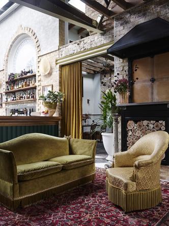 Tilly May's: бар по дизайну Alexander & Co в Сиднее (фото 2.2)