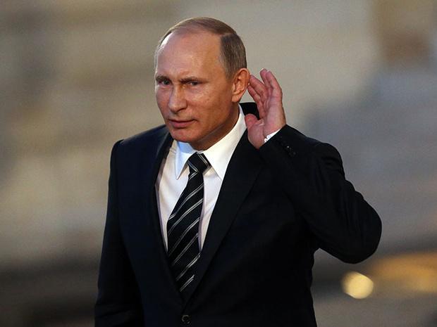 забавные цитаты Владимира Путина