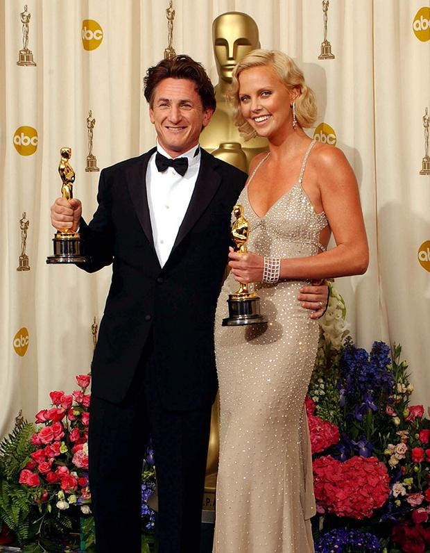 """На церемонии """"Оскар"""", 2004"""