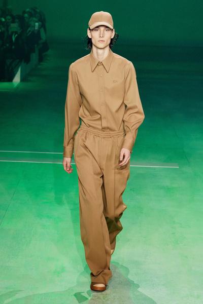 Lacoste впервые представили коллекцию на парижской Неделе моды (галерея 4, фото 1)
