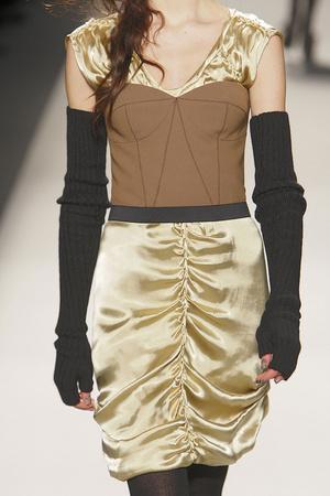 Показ Tracy Reese коллекции сезона Осень-зима 2010-2011 года prêt-à-porter - www.elle.ru - Подиум - фото 145128