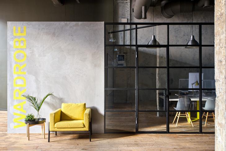 Офис в стиле лофт по проекту Алексея Толкачева (фото 14)