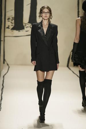 Показы мод Tracy Reese Осень-зима 2009-2010 | Подиум на ELLE - Подиум - фото 3201