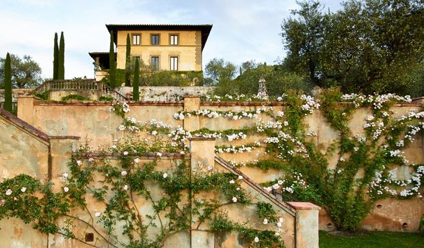 Дома звезд: вилла Стинга в Тоскане (фото 2)