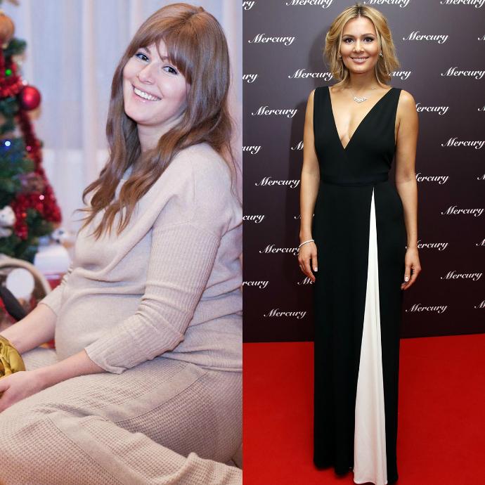 сильно похудевшие люди до и после фото