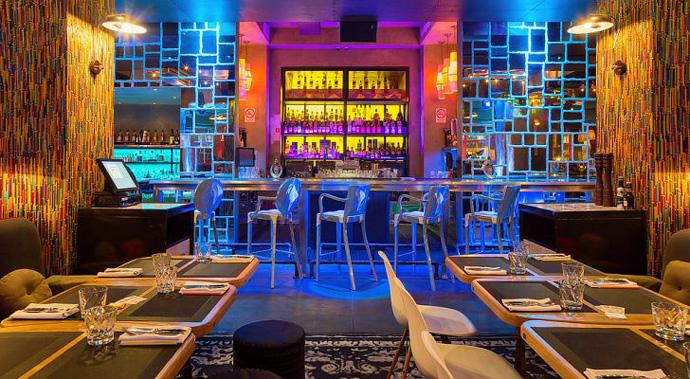 модный ресторан клуб москва