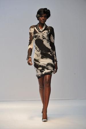 Показ Cathy Pill коллекции сезона Весна-лето 2009 года Haute couture - www.elle.ru - Подиум - фото 86193