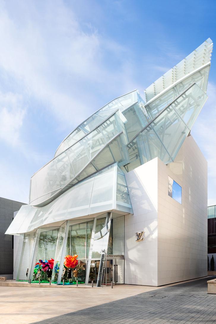 Флагманский магазин Louis Vuitton открылся в Сеуле (фото 11)