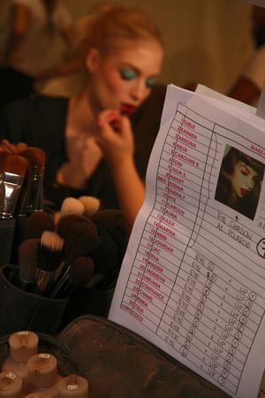 Показ Christian Dior коллекции сезона Весна-лето 2011 года prêt-à-porter - www.elle.ru - Подиум - фото 192511