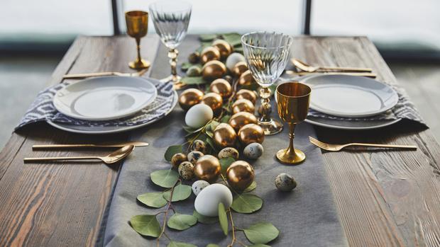 Как украсить праздничный стол к Пасхе ? (фото 2)