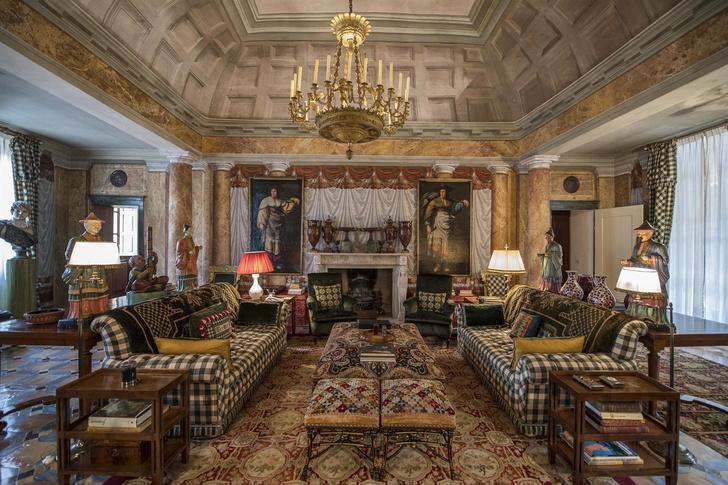 Валентино Гаравани продает виллу в Тоскане за 13,3 млн долларов (фото 12)