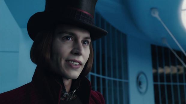 Кадр из фильма «Чарли и шоколадная фабрика»