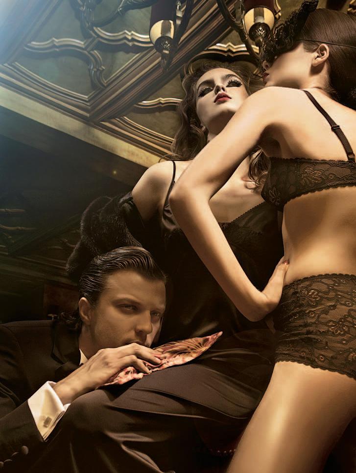 Секс в троем картинки самые откровенные — photo 7