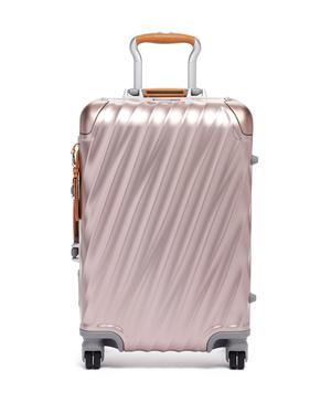 Крупным планом: чемодан Tumi цвета розе (фото 0.2)