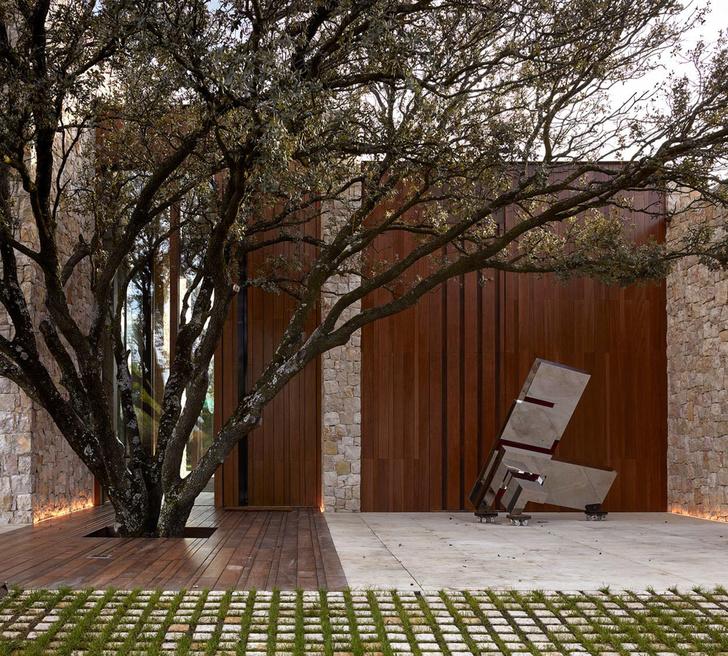 Чистый дзен: проект архитектора Рамона Эстеве в Мадриде (фото 4)