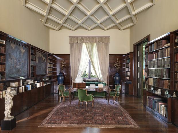 Дом-легенда: вилла Некки-Кампильо в Милане (фото 9)