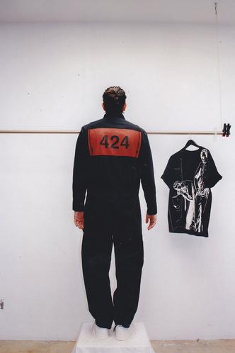 424 представили коллекцию, посвященную «Американскому психопату» (фото 3.1)