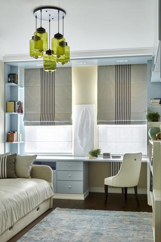 Американская классика: квартира в Москве 115 м² (фото 13.1)