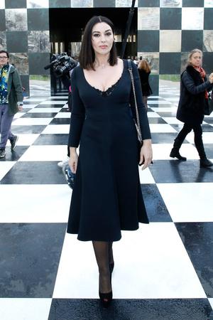 Гости на показе Dior Haute Couture в Музее Родена (фото 3)