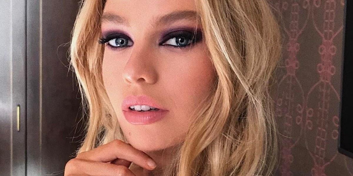 Быть Стеллой Максвелл: все секреты красоты модели
