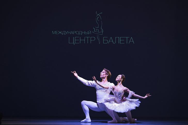 В особняке на Волхонке состоялась презентация fashion-календаря «Русский силуэт & Балет» фото [2]