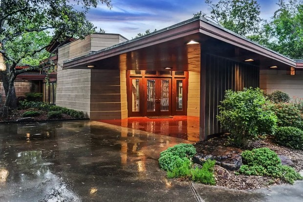 5 домов Фрэнка Ллойда Райта, которые можно купить прямо сейчас (фото 10)