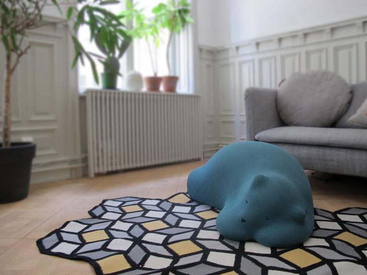 Спят усталые игрушки. Новая коллекция от студии Front для Vitra (фото 6)