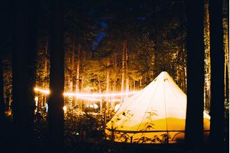 Новый романтизм: палаточный отель «Лес и море» в Калязине и на Алтае (фото 4.2)