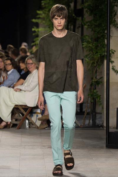 Неделя мужской моды в Париже: лучшие показы | галерея [8] фото [21]