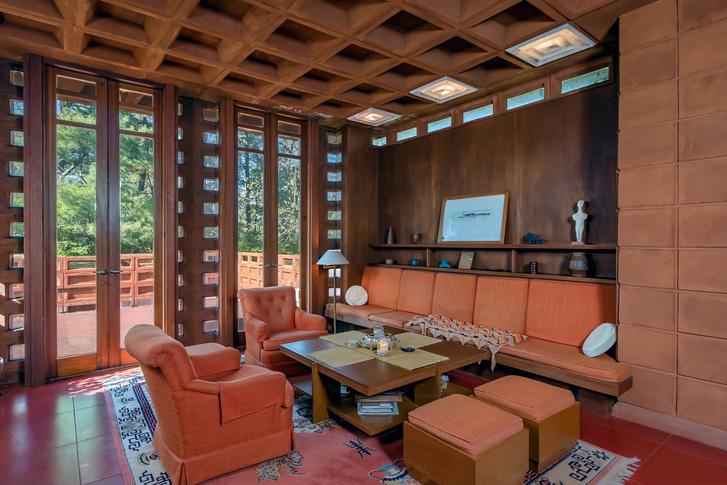 В Сент-Луисе продается дом по проекту Фрэнка Ллойда Райта (фото 4)